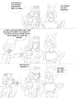 Armada Starscream - faker? by lady-warrior