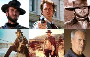 Clint Eastwood Collage by xRevolverFCx