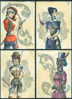 Steampunk [com] by aberrentideals