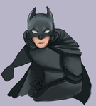 What is supposed to be batman by xAlalax