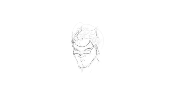 face sketch by talion65