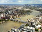 Shining London - View from the Shard by Cloudwhisperer67
