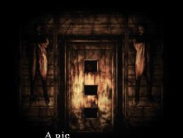 Silent Hill 1 Door To Hell by ParRafahell