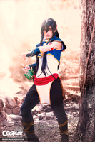 Li Xingke de Code Geass by Calendario-Cosplay