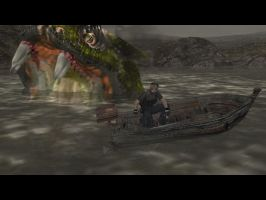 RE4 - Yawn II recolor by NeoMetalSonic360