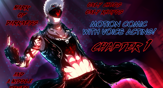 Ch.1 ONLINE! M.o.D MOTION COMIC With Voice Acting by Dex91