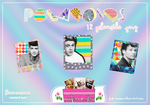 Polaroids png. by Maleficeent