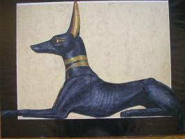 Anubis by Victoria-Poloniae