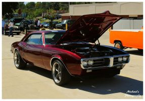 A 1967 Pontiac Firebird by TheMan268