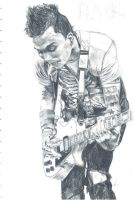 frank iero by leastfavorite