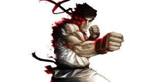 Ryu by MetalSlime18