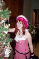 Decorating the Christmas Tree by JAMcosplay