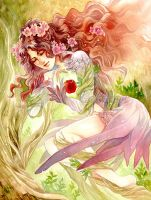 The Apple of Eden by Ecthelian