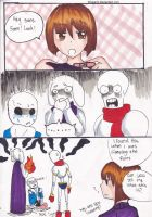Frisk, What the !? by Kitagami