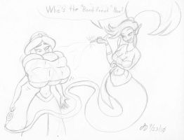 Don't Tease Magic Beings by ArchangelDreadnought