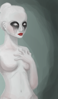 WIP 2: No name by Audrey-Taft