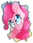 MLP: Canon: Pinkie Pie by Mychelle