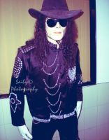 Michael Jackson - Wax Statue by its-saiby