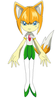 Ortensia - Sonic X Style by chalatso