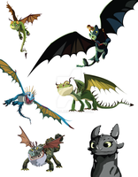 Vectors - How2train ur dragon by FabiLuv