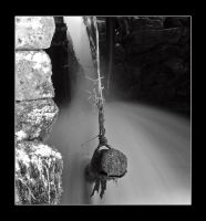 water-mill detail by Neshom