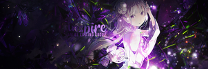 [Banner] Emilia by infinity-dreamer