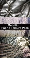 Metallic Fabric Texture Pack by Mind-Illusi0nZ-Stock