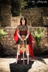 Gladiator Wonder Woman by ladyhydra7