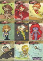 Marvel Masterpieces 2 pt.4 by katiecandraw