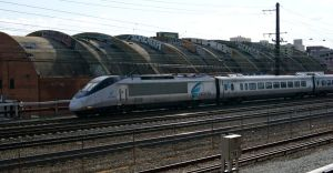 Acela Express 2110 North by JamesT4