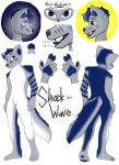 Commission: Shockwave Reference Sheet by rstoker2017