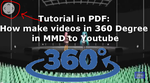 How make videos in 360 Degree in MMD to Youtube by vocaloidfantasy