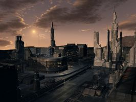 Greeble City by NICELabs