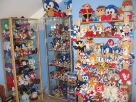 My Sonic Collection by MizukiiMoon