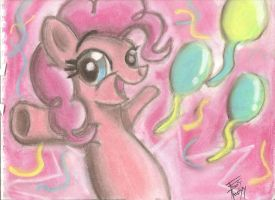 Surprise Funtime with Pinkie Pie by OstiChristian