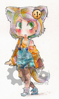 H: Traditional Adopt 001 [CLOSE] by AntiqueAdopts