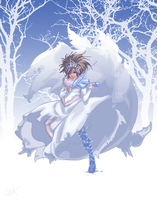 Lindsey Stirling: Ice by yippykiay
