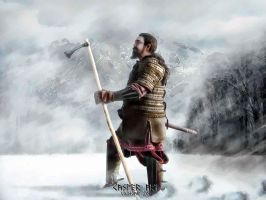 Viking David Tuma by thecasperart