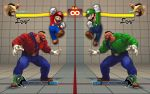 Mario and Luigi by kevinlroberts