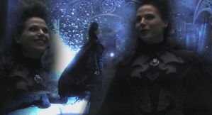 Evil Queen Regina's curse by Hellraiser-89