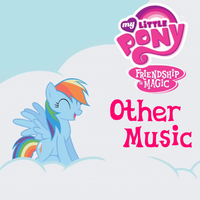 Other Music CD Cover by Nerd-Pony