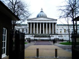 UCL campus by mihi2008