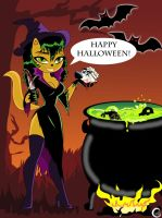 Happy Halloween! by HelenasHerzblut