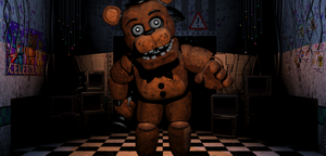 ..:Un Withered Freddy:.. by lllRafaelyay