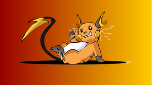 Epic Raichu by EpicGuitar