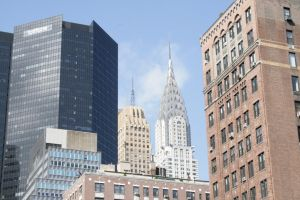 Chrysler Building by TheBuggynater