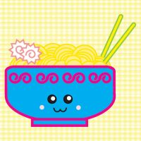 Kawaii Ramen by cosmo2389