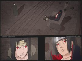 Naruto Chapter 380 Page 16-17 by Thethiala