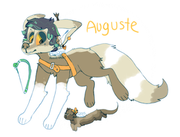 Auguste Ref by Annie-bellie