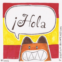 Hola by PizzaFisch